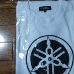 ヤマハTシャツ ホワイト