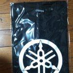ヤマハTシャツ ブラック